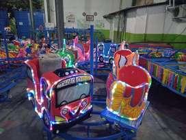 pabrik kereta mini panggung odong odong full fiber free DP 11