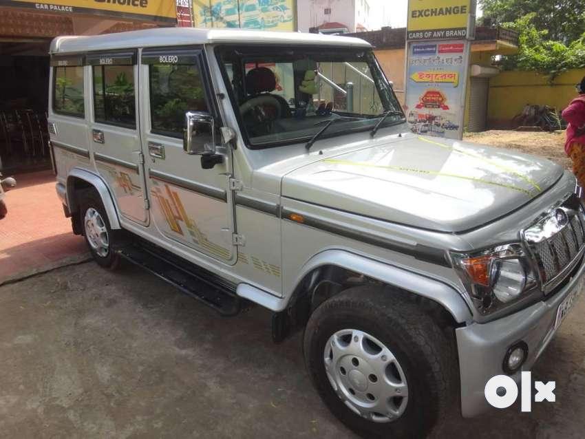 Mahindra Bolero SLX BS IV, 2018, Diesel 0