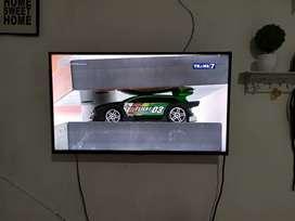 TV Led merk TCL (L40D3000A) ukuran 40 Inchi