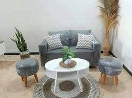 sofa retro dafnih