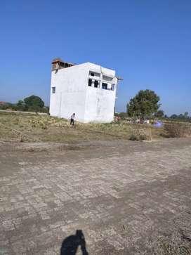 Resedential plot at planned  colony at saliwara, jabalpur.
