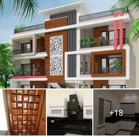 3+1bhk spacious builders floors prime location near by airport road.