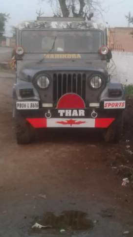 4×4 thar full modified jalandri cabin