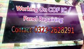 Searching COF IC & PANEL Repairing? This Is The Right Place Call Now
