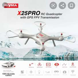 Cari ini? Drone with GPS X25 Pro ready