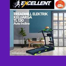 jual treadmill elektrik TL-130 electric tredmil H-02