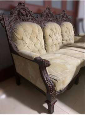 Chiniot 5 Sofa Set