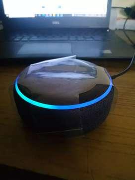 Brand New- Echo Dot Alexa (3rd Gen) - #1 smart speaker brand India