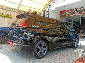 Xpander pakai velg hsr steve r18x8 bisa kredit dan tukar tambah