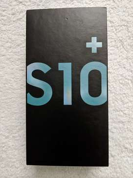 Samsung Galaxy S10 Plus - Green color (imported)