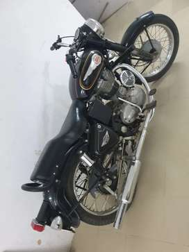 Royal Enfield Standard 350 in good condition.