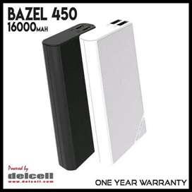 Powerbank Delcell Bazel 450 16000mAh