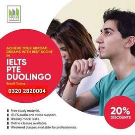 IELTS Preparation Center (ABN Overseas Education)