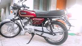 RX135 in good condition