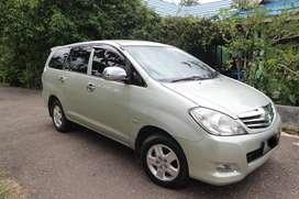 Dijual Mobil Toyota Innova / Inova Tahun 2008 Mulus Harga Nego Santai