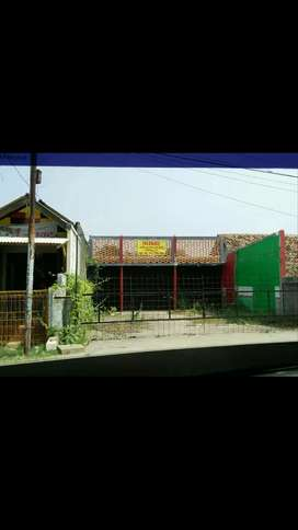 Tanah Lahan komersil SHM 700mtr di jl. Kosambi Telagasari