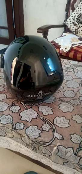 Brand new helmet