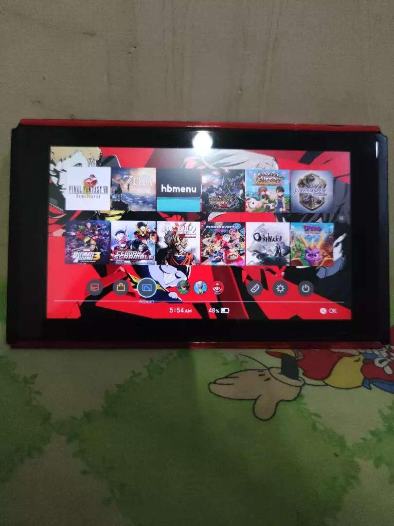 Nintendo Switch V1 0