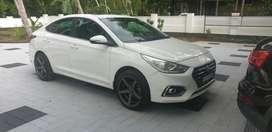 Hyundai Fluidic Verna 1.6 CRDi SX AT, 2017, Diesel