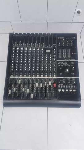Mixer recording Yamaha N12