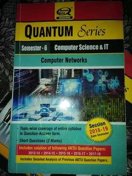 Quantum B.tech 3rd year for aktu exams