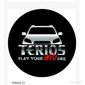 Cover ban serep Terios Feroza Rush Crv Taft Taruna Escudo Touring dll