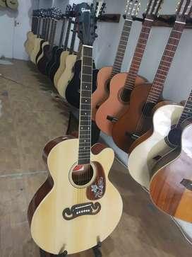 Gitar akustik kangen