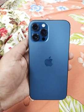 iPhone 12ProMax 128Gb(Pacific Blue)