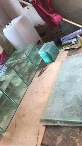 Soliter / aquarium berbagai ukuran