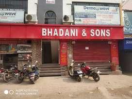 Commercial 1100 sqft near Khajpura Shiv Mandir opposite BSNL exchange