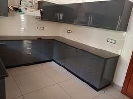 We building modular kitchen, paneling, tv units, bedroom wardrobes&