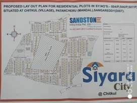 Open plots at lakdaram & hmda proposed layout