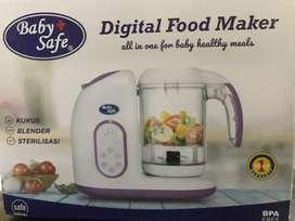 Baby Safe Digital Food Maker