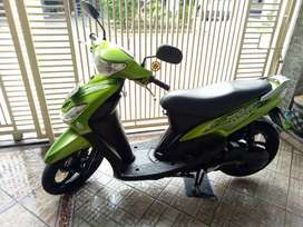 Yamaha Mio 2011 cw