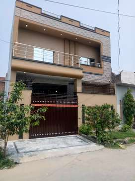 5 Marla furnished house in shaheen villas.