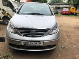 Tata Indica Vista 2014 Diesel Well Maintained