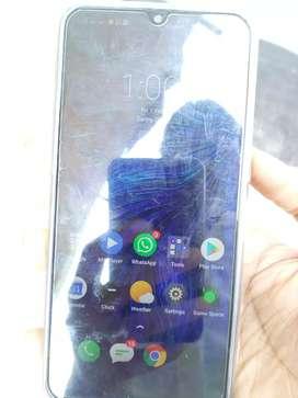 New mobile hai Lena hai with fingerprint