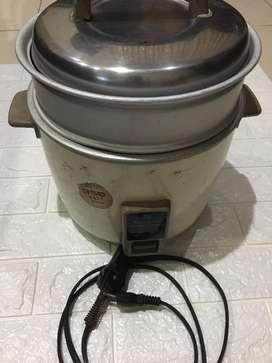 Rice cooker & steamer MASPION