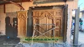 cuci gudang pintu gebyok gapuro jendela rumah masjid musholla seswa
