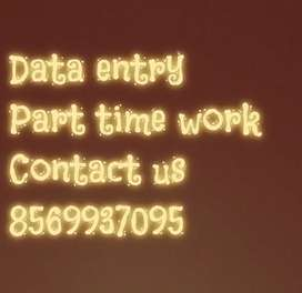 Great opportunity for part timers to earn money from home