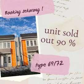 Mau punya rumah dekat dengan bandara Soekarno Hatta?