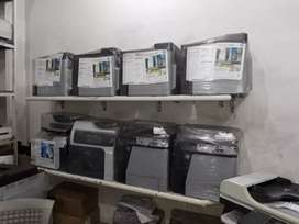 All kind of printer photocopyer scanner Fax mechines sale and service