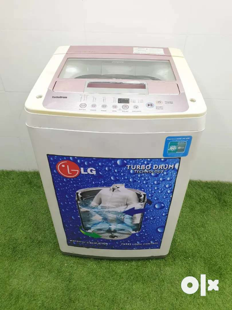 Lg 6.2 kg topload washing machine with free shipping;new accessor