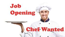 Wanted Chef For Lassi Milkshakes Thickshakes & Chicken Items