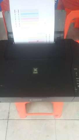 Jual printer mp 237 siap pake, prin copy scan