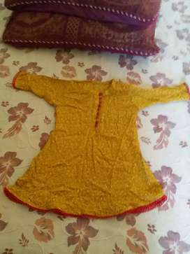 Baby girls and ladies clothes stitching on reason able price.