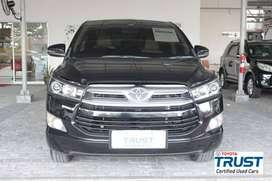 Toyota Trust - TOYOTA INNOVA REBORN V 2.0 BENSIN MT 2017
