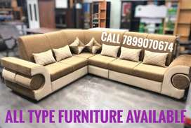 Cushion corner sofa set good quality all type furniture available