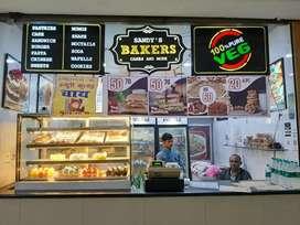p&m mall food code patliputra