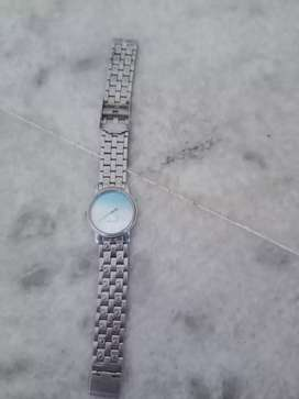 Titan wrist watch RS 1000